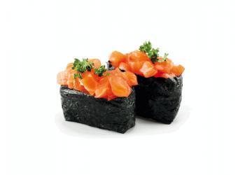 ST saumon persil